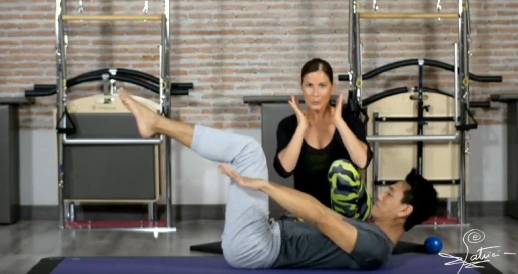 Everyday Pilates Series – 1 – The Hundred – YouTube 2020-04-01 01-33-51